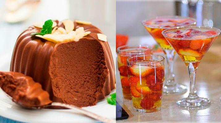 Желейные десерты: ТОП-6 изумительных рецептов для торжества!