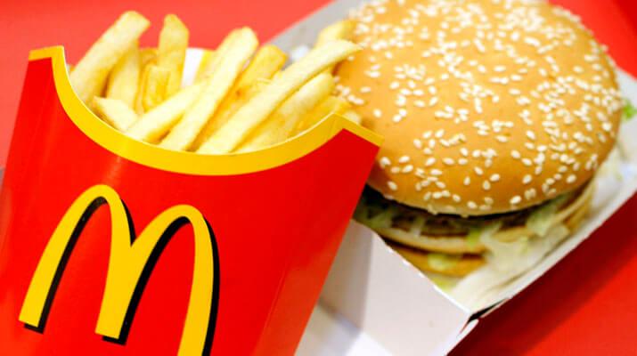 Американка показала купленную шесть лет назад еду из «Макдоналдса». ФОТО