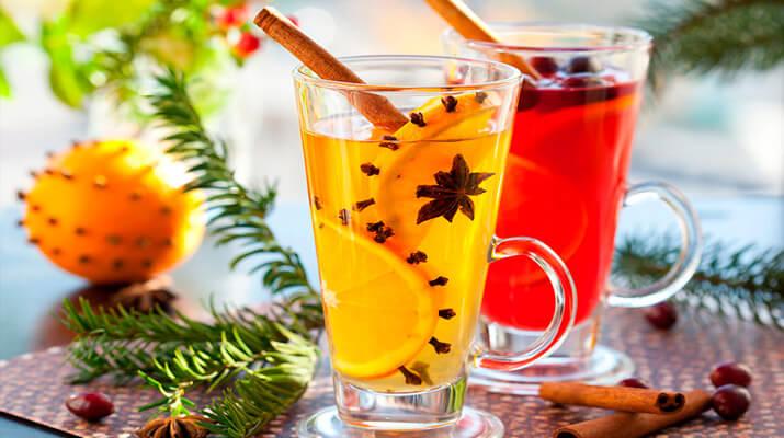 ТОП — 9 горячительных напитков для холодного дня
