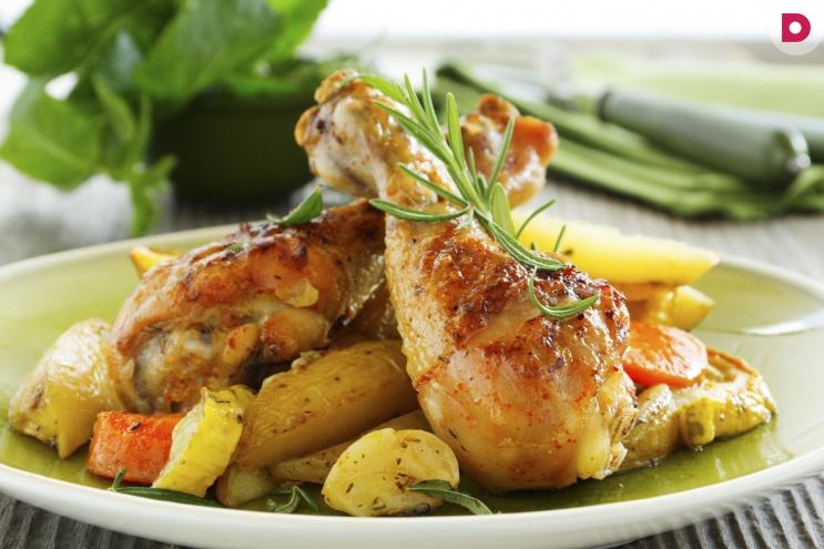 Что приготовить на ужин курочка
