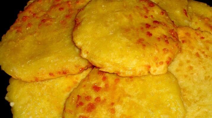 Сырные лепешки, или Сконы