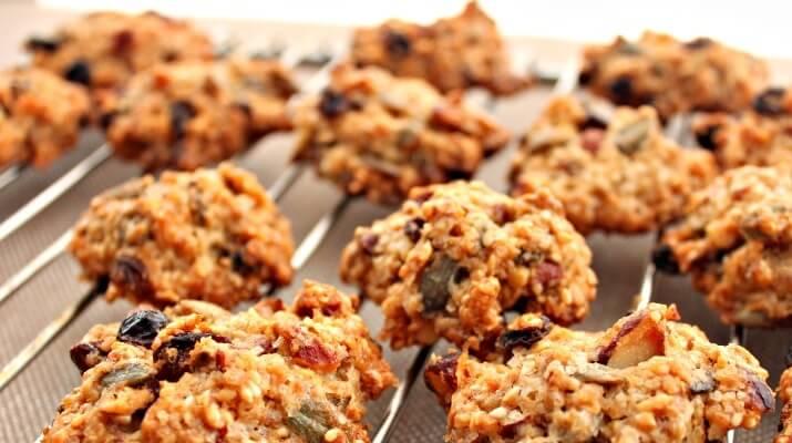 Уникальный рецепт печенья. Пробуем и худеем с удовольствием!