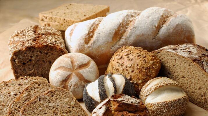 Рецепты диетического хлебушка