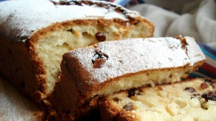 Лентяйский пирожок-пятиминутка
