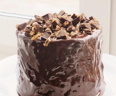 Торт «Дружная семья» — авторский рецепт