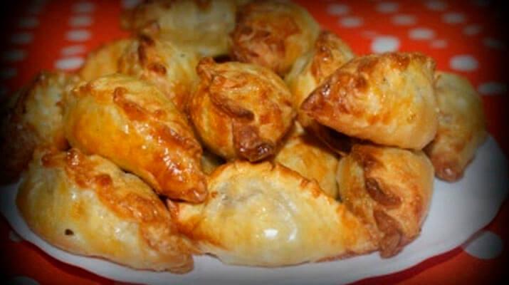 Как приготовить хрустящие «тарелочки» с мясом