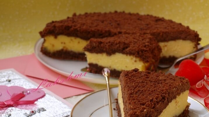 Безумно вкусный «Торфяной пирог»