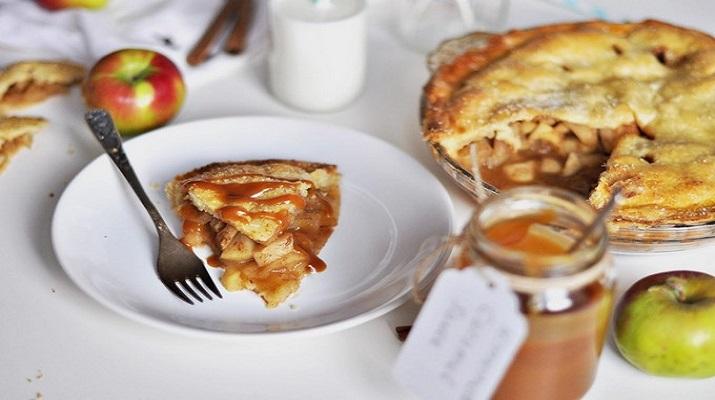 Как приготовить яблоки в карамели