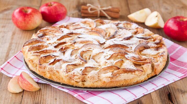 Вкуснейший малиновый пирог
