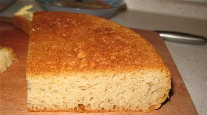 «Обезьяний» хлеб в мультиварке