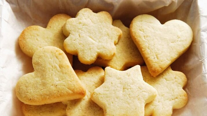Печенье «Тающие моменты»