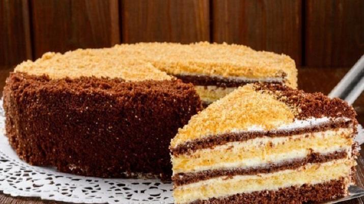 Вкусные домашние тортики