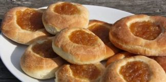Закуска из тушеных баклажан в зиму