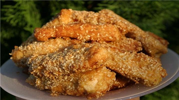 Куриное филе, особая панировка и 30 минут — формула успеха моего сегодняшнего ужина!