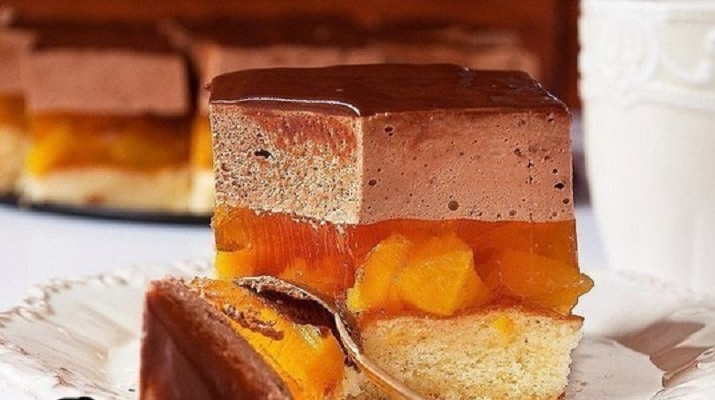 Торт Делис