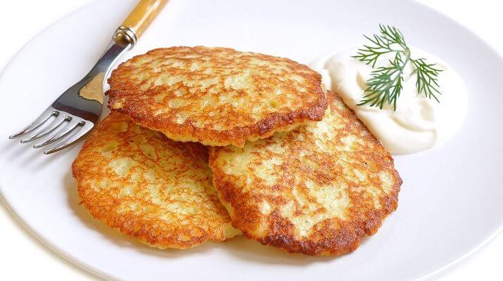 Классические сырники
