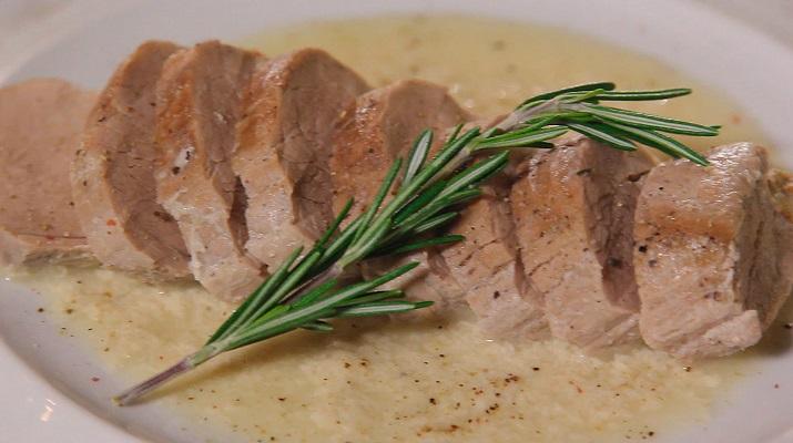 Неземной вкус свинины в молоке
