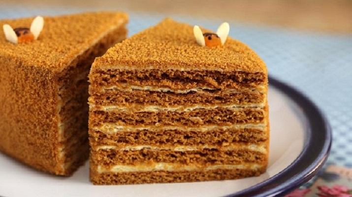 Лучшее тесто для «Медовика»: рецепт для ленивых