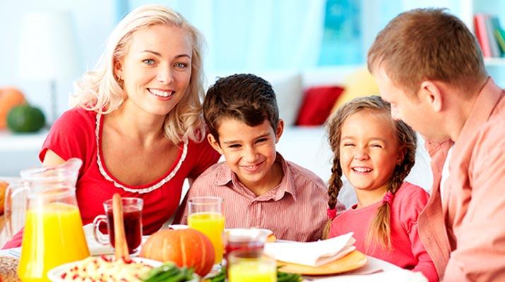 5 вариантов экспресс-ужина для всей семьи