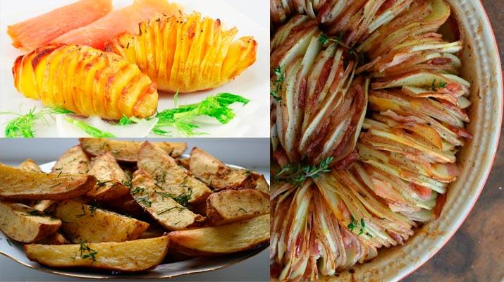 Топ-6 лучших картофельных гарниров