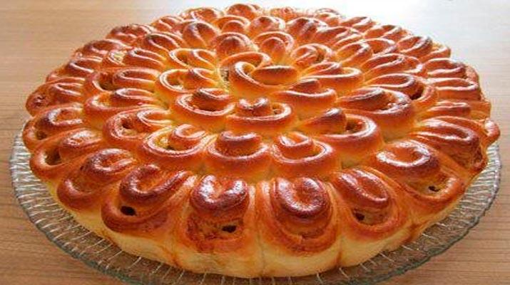 Ленивые пирожки с фаршем