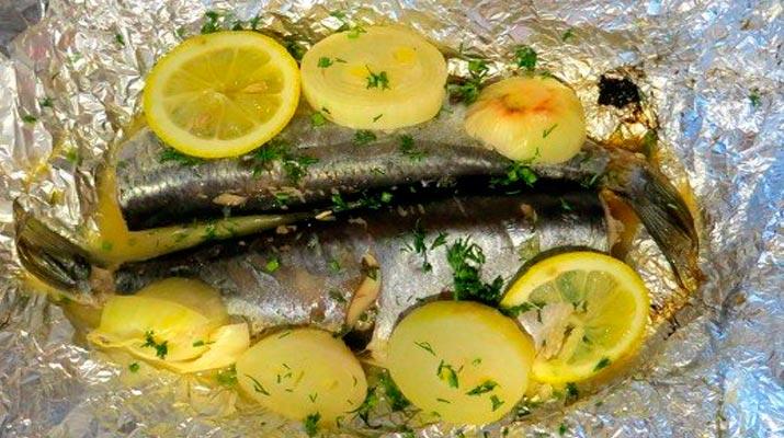 Здоровая рыба без соли, жира и воды за 15 минут