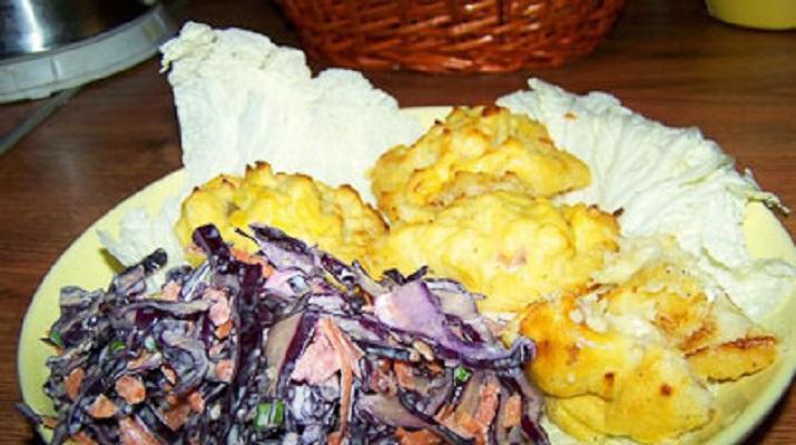 Картофель «эрцгерцог»