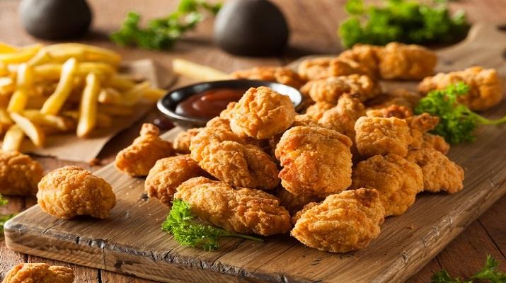 Домашний Макдоналдс – куриные наггетсы