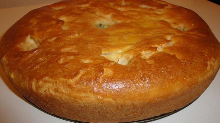 Универсальное тесто для любого пирога