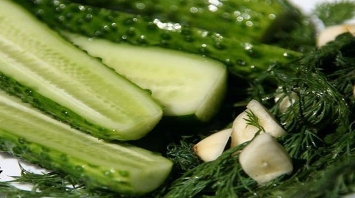 Рыбные шашлычки с овощами