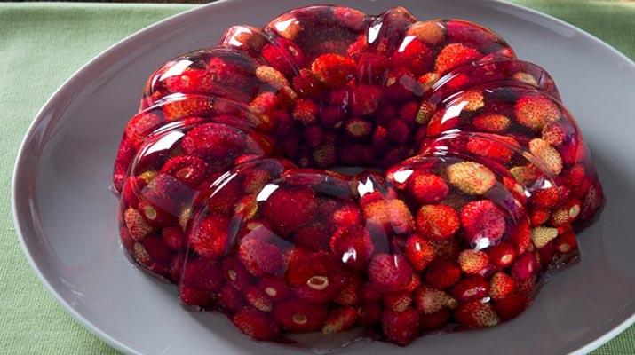 Ягодное желе – один из лучших летних десертов