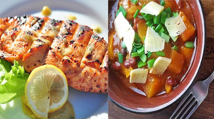 Белковые блюда на ужин – худеем с пользой и удовольствием