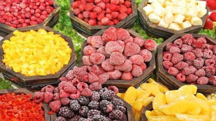 Как правильно замораживать ягоды, овощи и фрукты на зиму