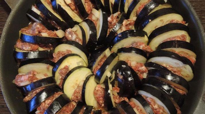 Макароны с сыром, артишоками, шпинатом