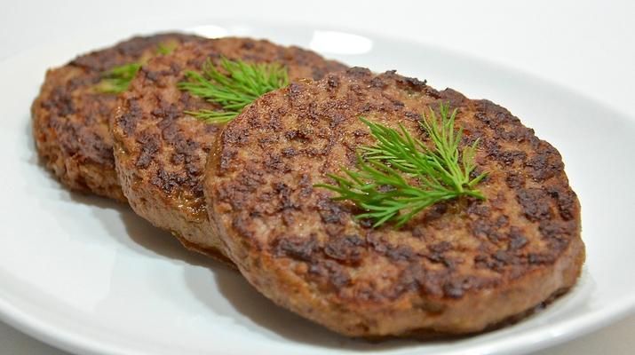 Вкуснейшие оладьи из говяжьей печени