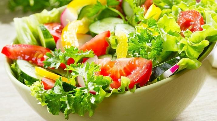 салат овощ соль