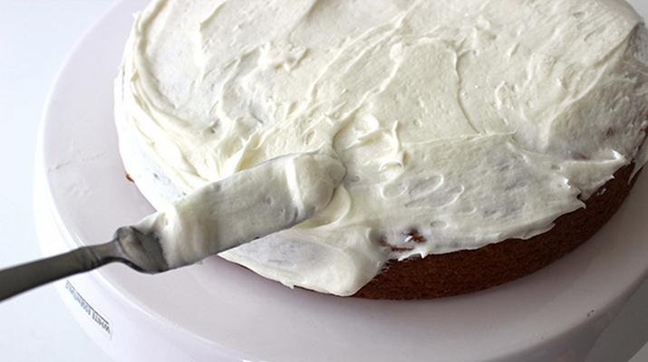 цитрусовый торт