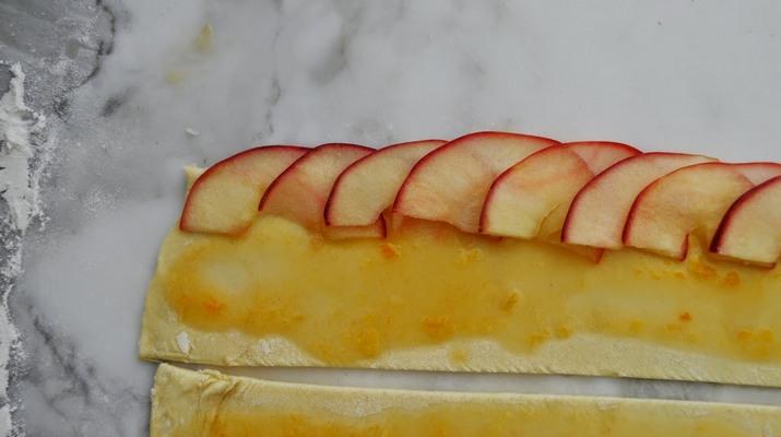 яблоки приготовление