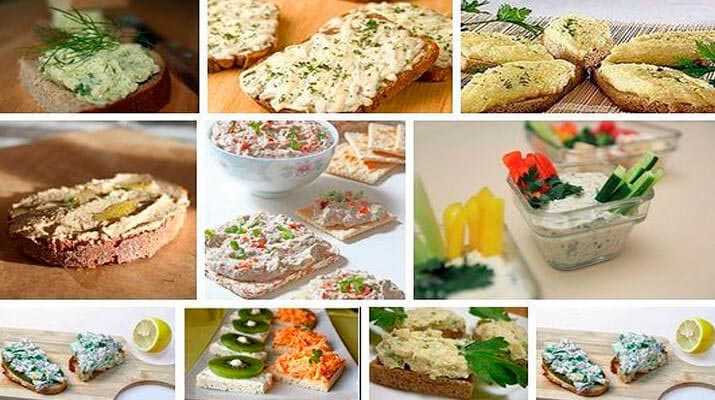 12 лучших паст для бутербродов:быстро,вкусно,полезно