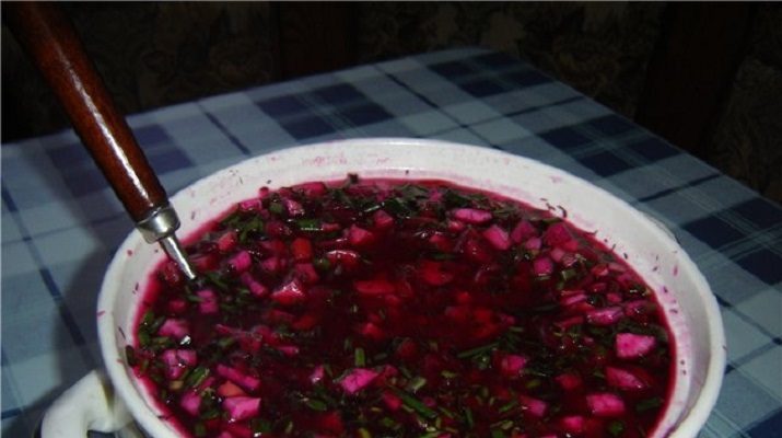Самый красный борщ - кулинарный рецепт