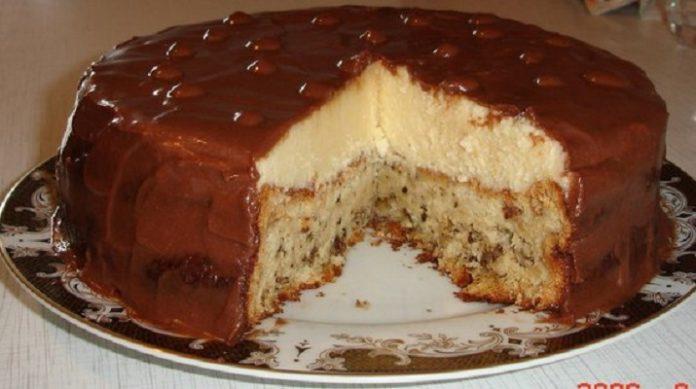 Тортик «Эскимо»