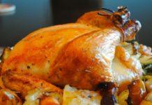 Куриная грудка под «шубой»