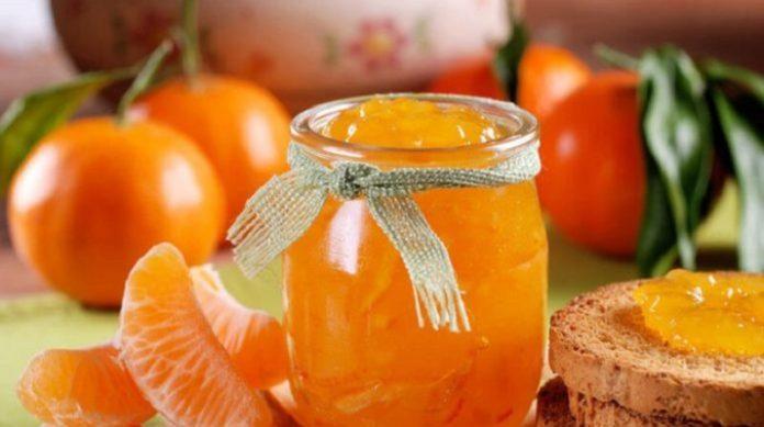 Ароматное варенье из мандаринов