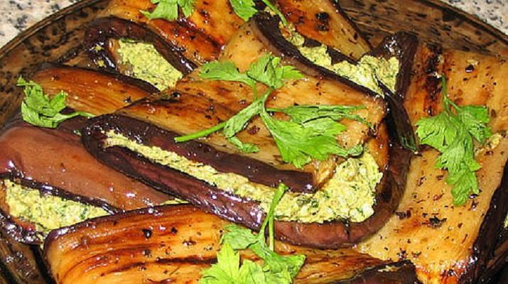 Рецепт блюд из синеньких