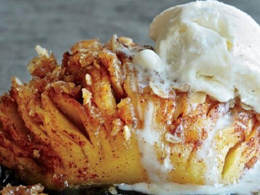 3 простых и быстрых рецепта с яблоками