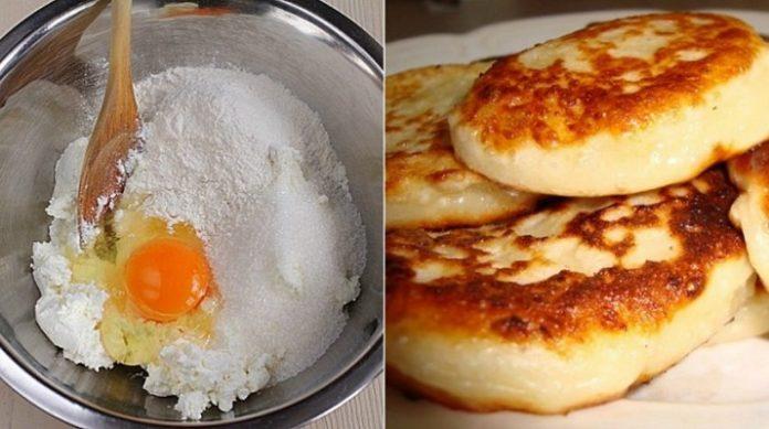 7 секретов идеальных сырников