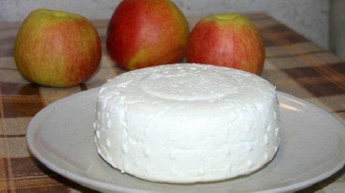 Сычужный осетинский сыр