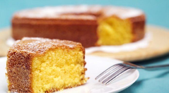 Рецепт нежного бисквита