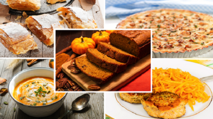 Полезная подборка: 5 самых вкусных блюд из тыквы