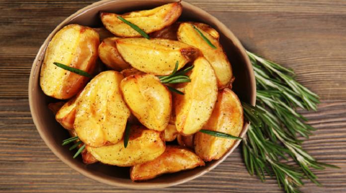 Картофель по-гречески